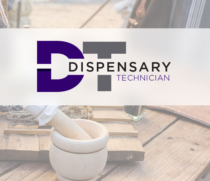 Dispensary Technician Course Logo