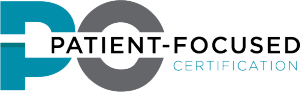 Patient-Focused-Certification-Logo